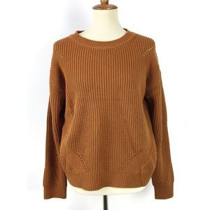 Kenneth Cole bishop sleeve sweater Large